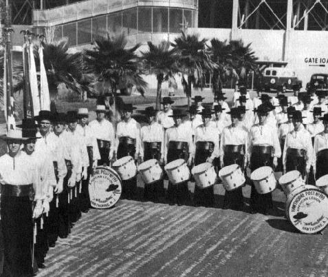 1951 - First American Legion Championship, Miami