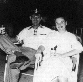 Jim and Mary Costello - 1951